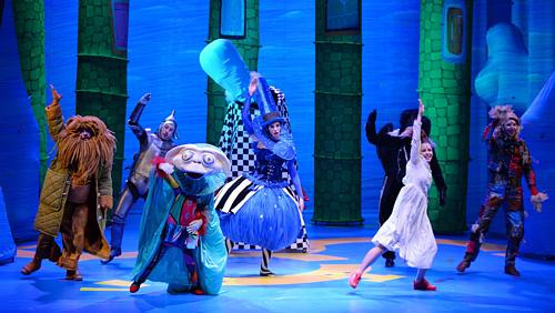 Több díjat is elhozott a Vaskakas Bábszínház Óz című előadása a szabadkai gyermekszínházi fesztiválon